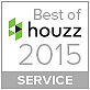Sterling Homes Receives Best of Houzz 2015 Award
